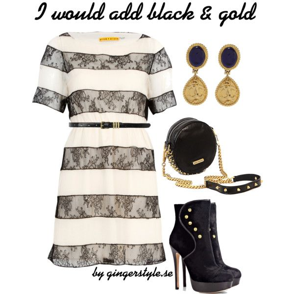 My new dress, created by gingerstyle on Polyvore