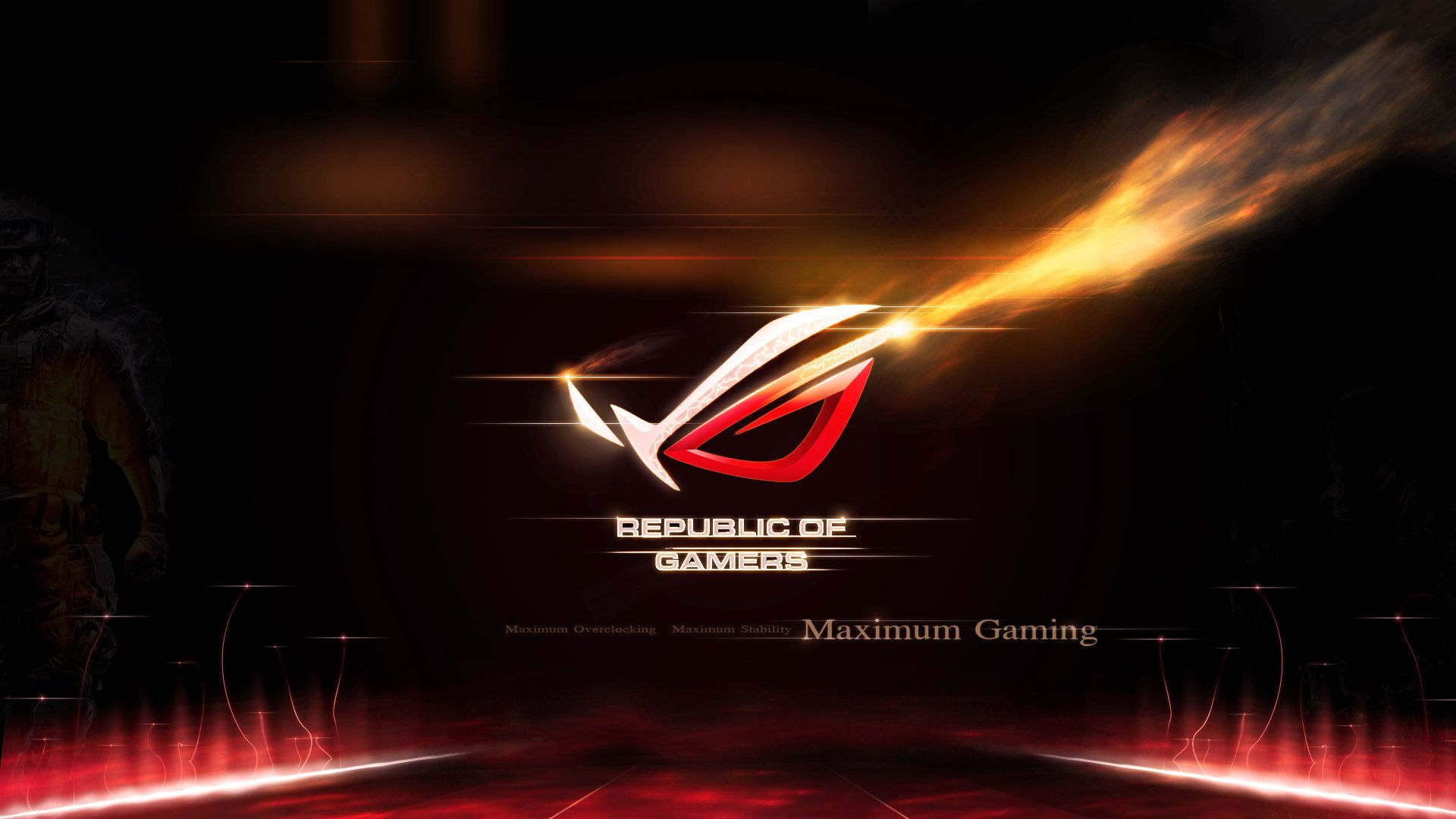 Bilderesultat For Asus Rog Logo Wallpaper Gaming Wallpaper