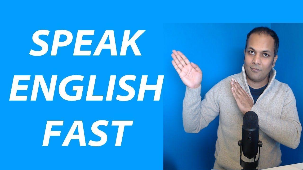 How To Speak English Fast Learn English through Hindi
