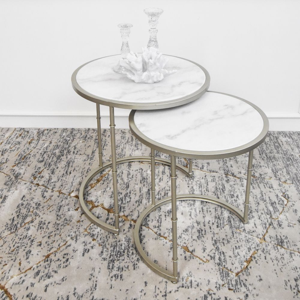 pin by finn avenue luxury furniture on marble nesting on exclusive modern nesting end tables design ideas very functional furnishings id=97158