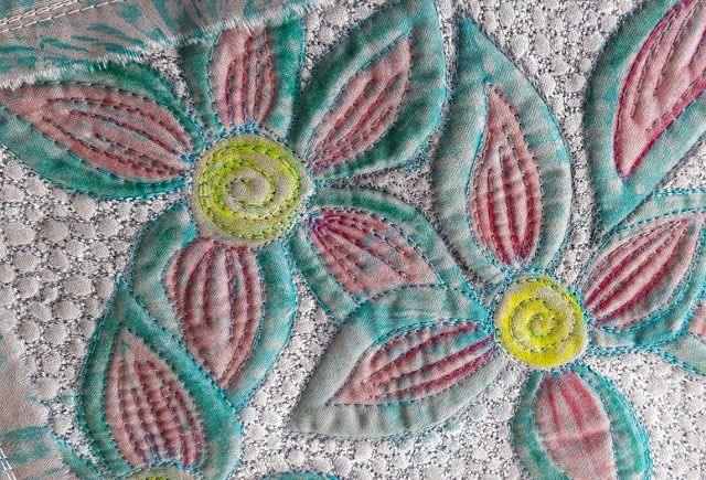 Finely Finished Quilts: Peggys Route 66 Quilt