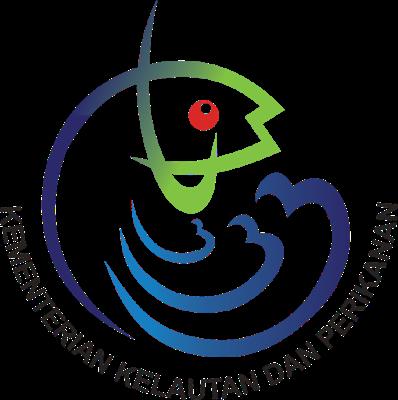 Lambang Kementerian Kelautan Dan Perikanan Lautan Ikan Indonesia