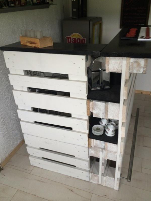 Bar aus europaletten zu verkaufen (Schramberg) - Baumaterial Holz ...