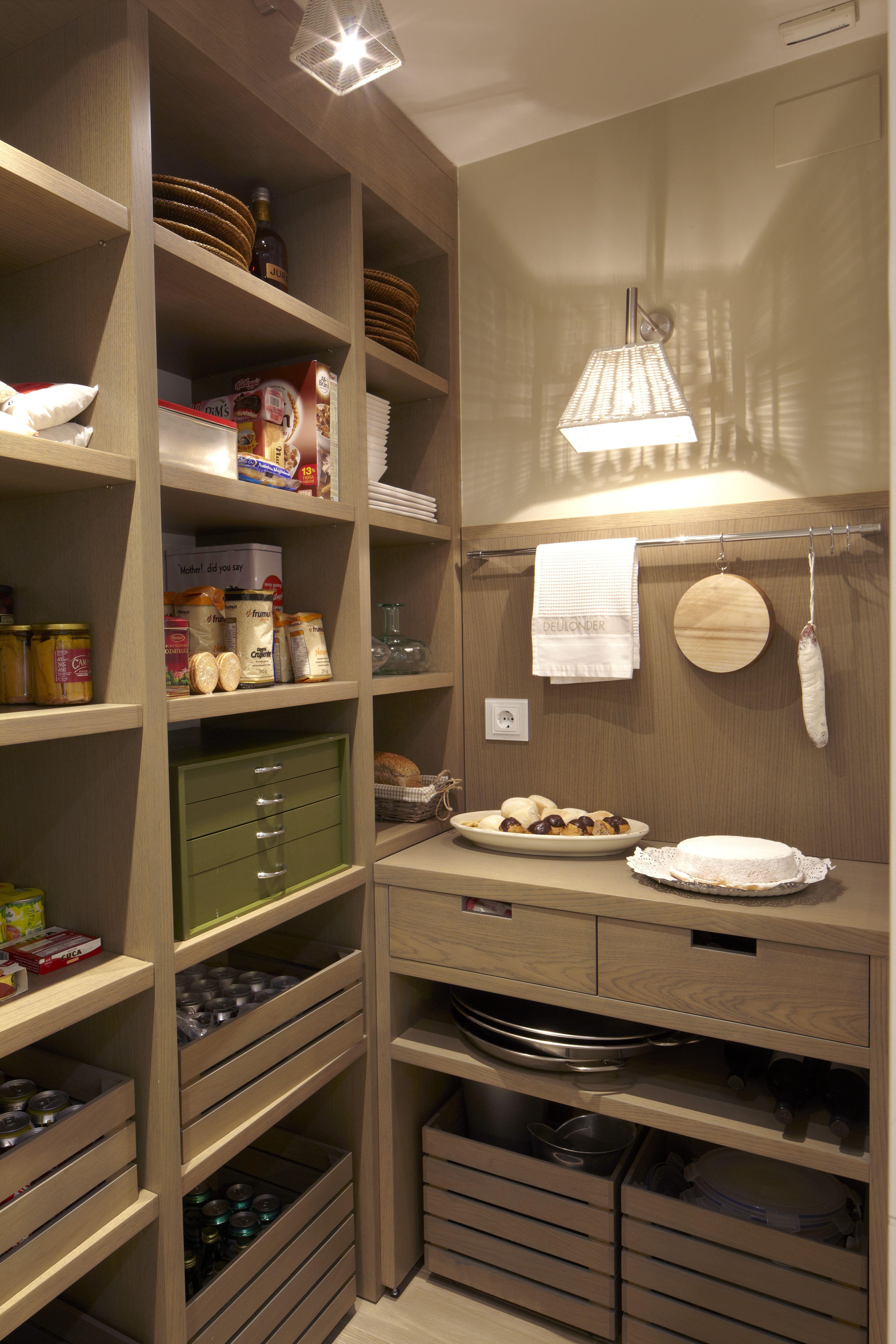 кладовая на кухне фото осьминог серия