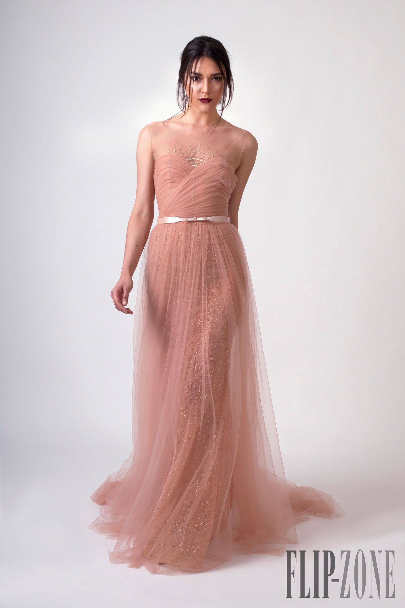 Abed Mahfouz Spring-summer 2015 - Couture - http://www.flip-zone.com ...