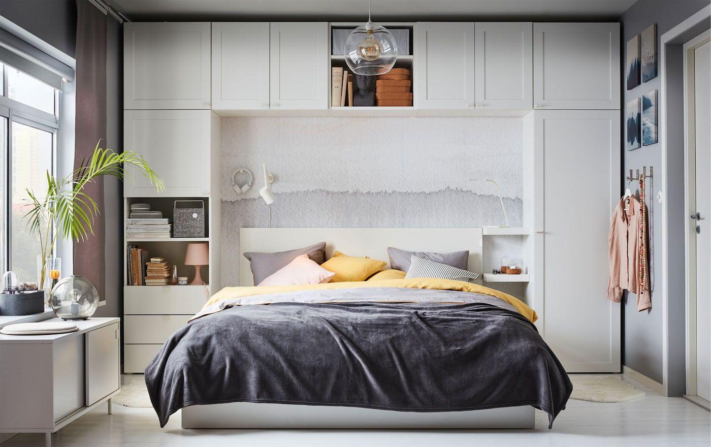 Schlafzimmer Mit Großem Kleiderschrank Bedroom Furniture