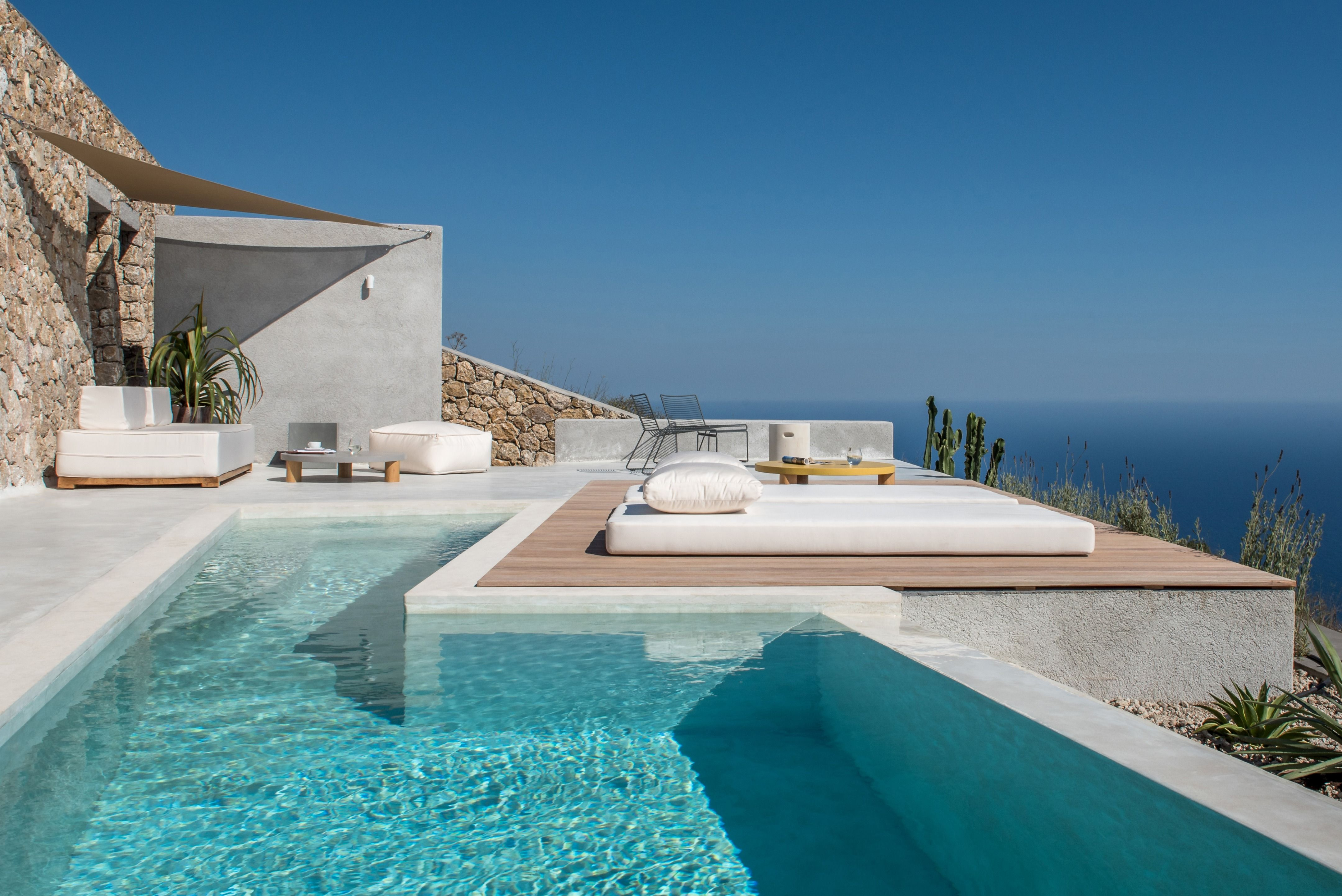 Holiday House On The Mountain Picture Gallery Holiday Home Mediterranean Homes Architect