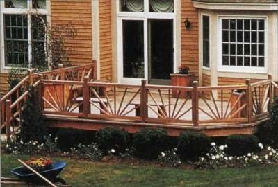 deck ideas deck railing designrailing - Deck Railing Design Ideas