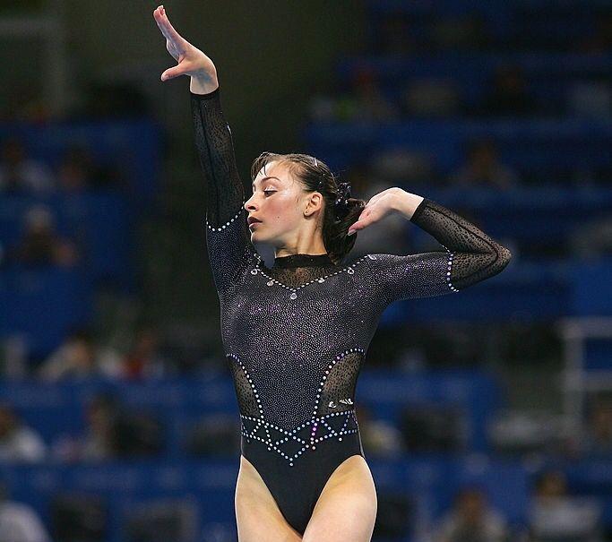 2004 Athens Olympics: Balance Beam Final & Floor Final - Catalina Ponor (Romania)