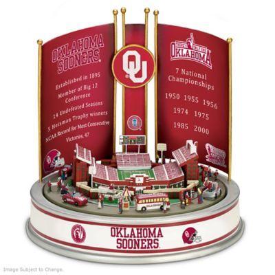 Oklahoma Sooners Carousel