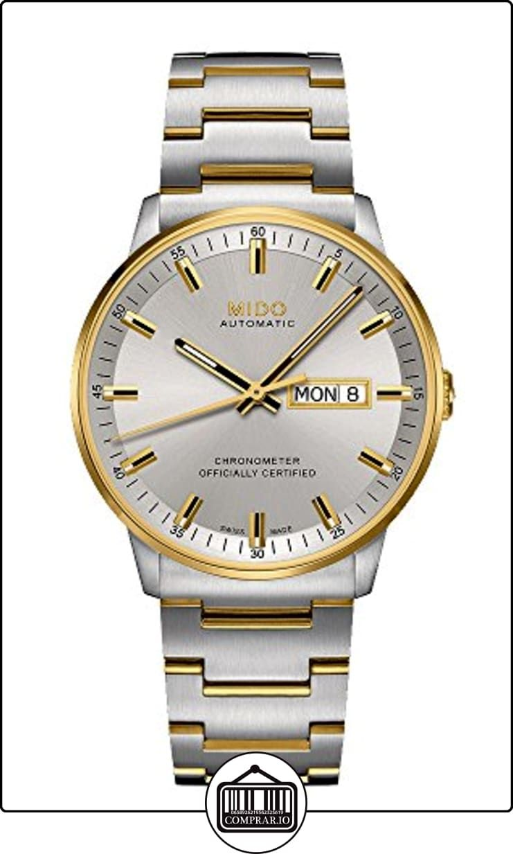 faff9354bdbf Reloj-Mido-para Unisex-M0214312207100 ✿ Relojes para hombre - (Lujo ...