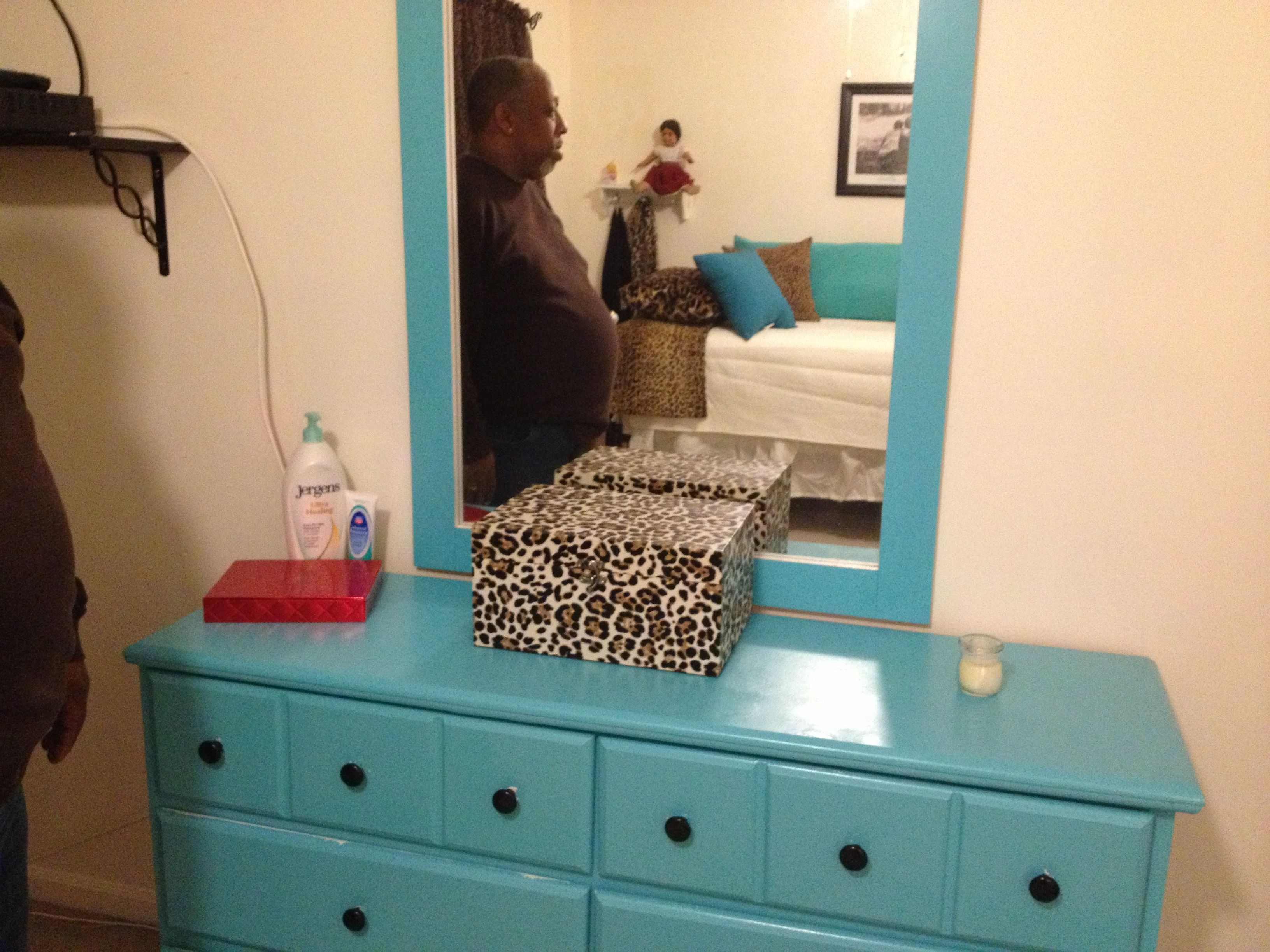 cheetah and teal bedroom decorating ideas pinterest