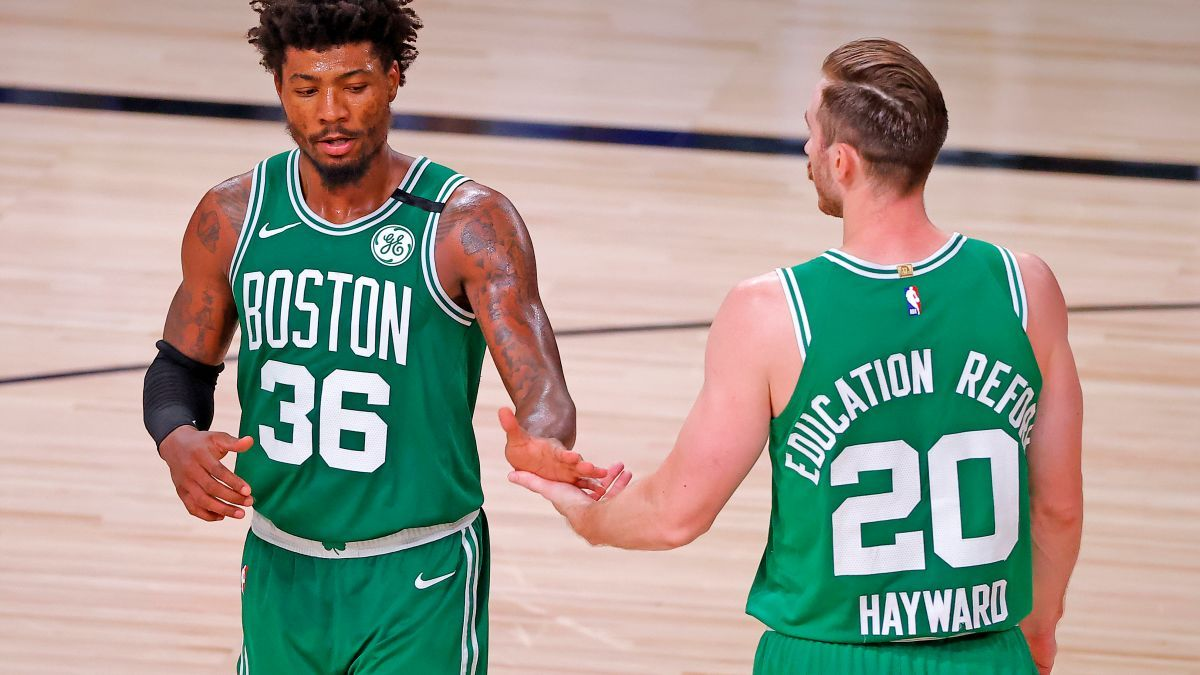 The Celtics Just Needed a Good Scream in 2020 Nba funny