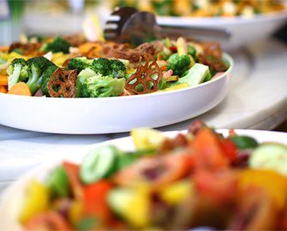 Best vegan lunch options london