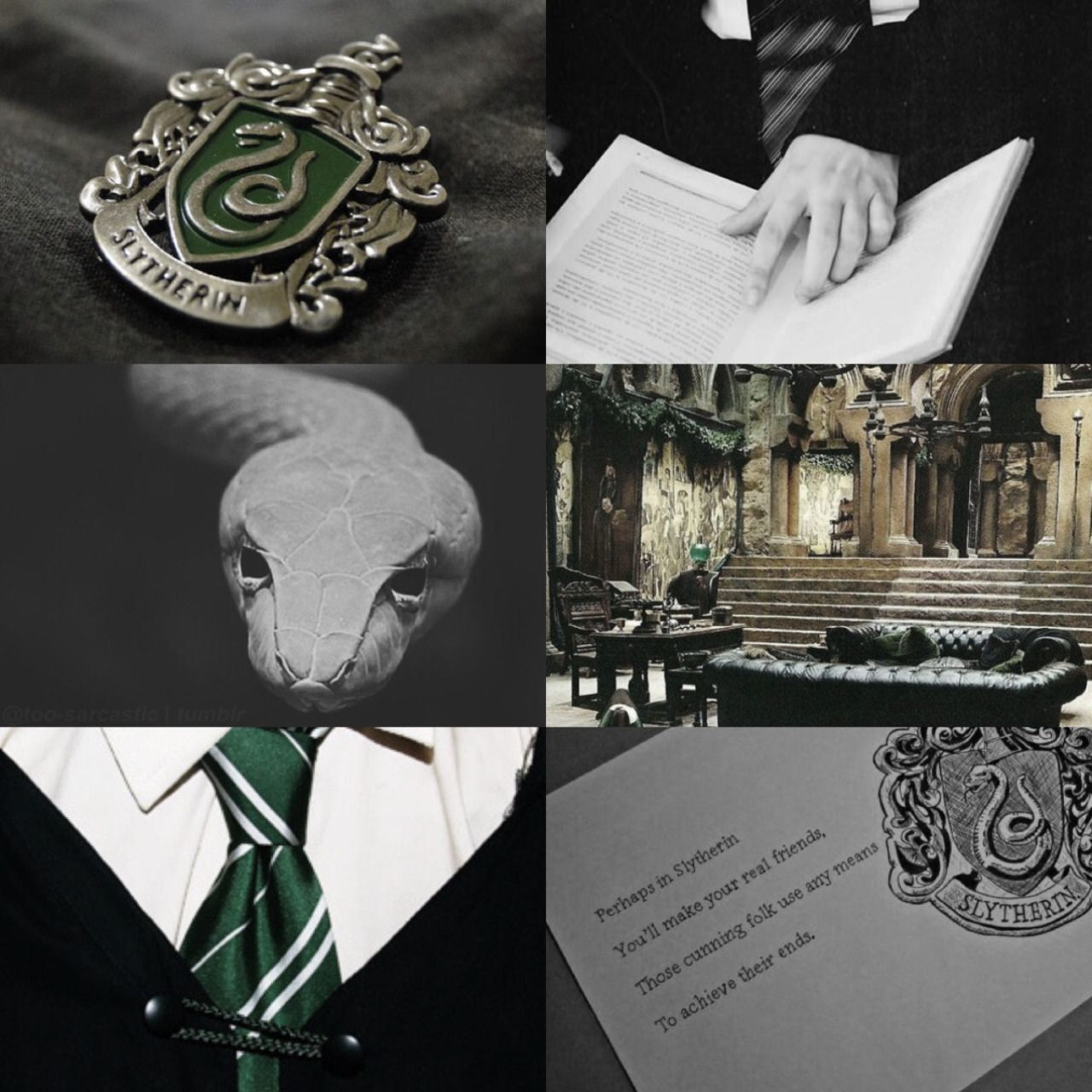 slytherin aesthetic Google Search Slytherin aesthetic