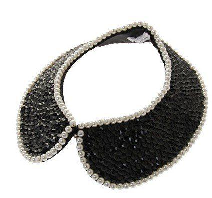 Myndaniðurstöður Google fyrir http://img.alibaba.com/wsphoto/v0/518218998/Free-Shipping-Embellished-Inspired-Plastic-Pearl-Blouse-Peter-Pan-Beaded-Solo-Jewelled-Embroidery-Collar.jpg