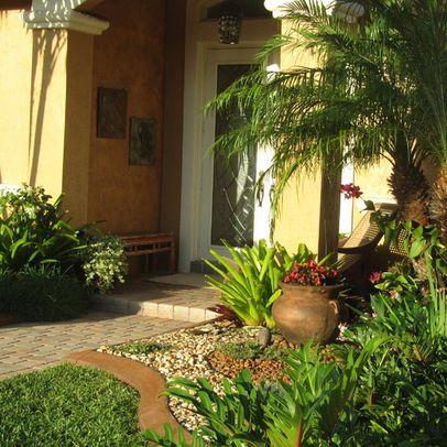 Miami Landscape Front Yard Designer Design, Pictures, Remodel, Decor and  Ideas - page