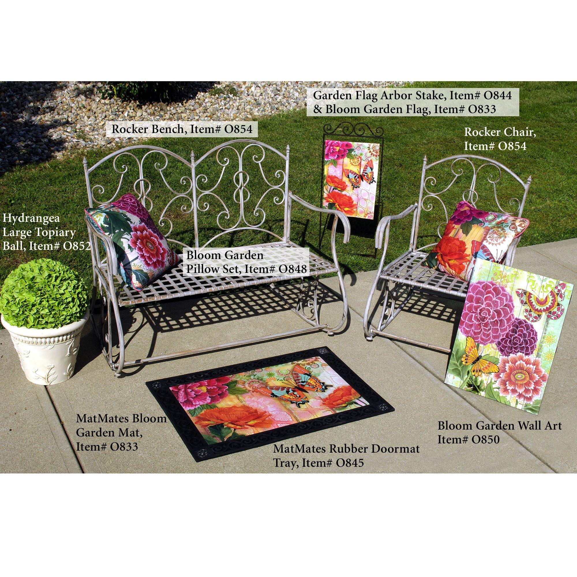 Bloom garden brinley collection landscaping garden ideas