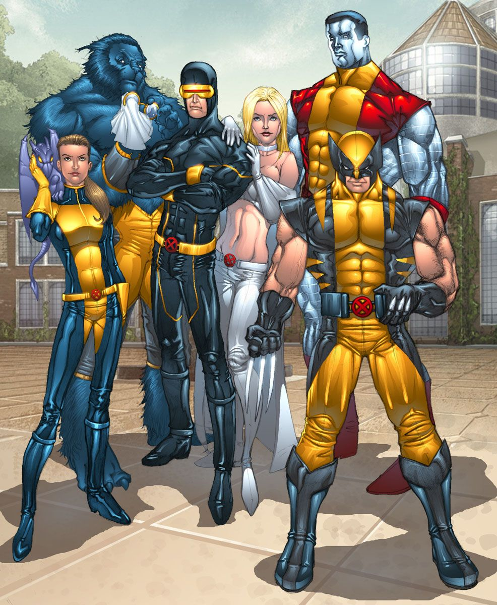 Astonishing X Men X Men Famous Comics Marvel Xmen