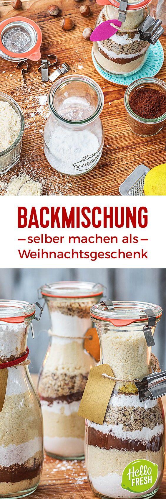 Anleitung Fur Deine Zimtstern Backmischung Im Glas Recipe