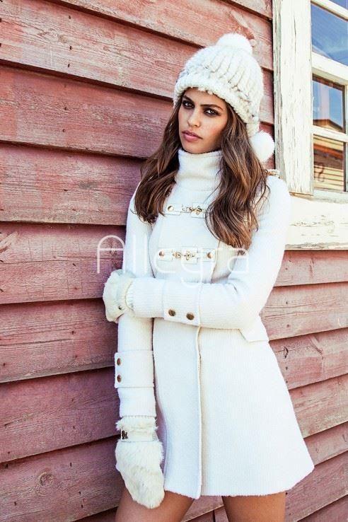 8071 En Outerwear 2019 Holy Preppy Abrigo Cuello Winter Alto vyawFIwq