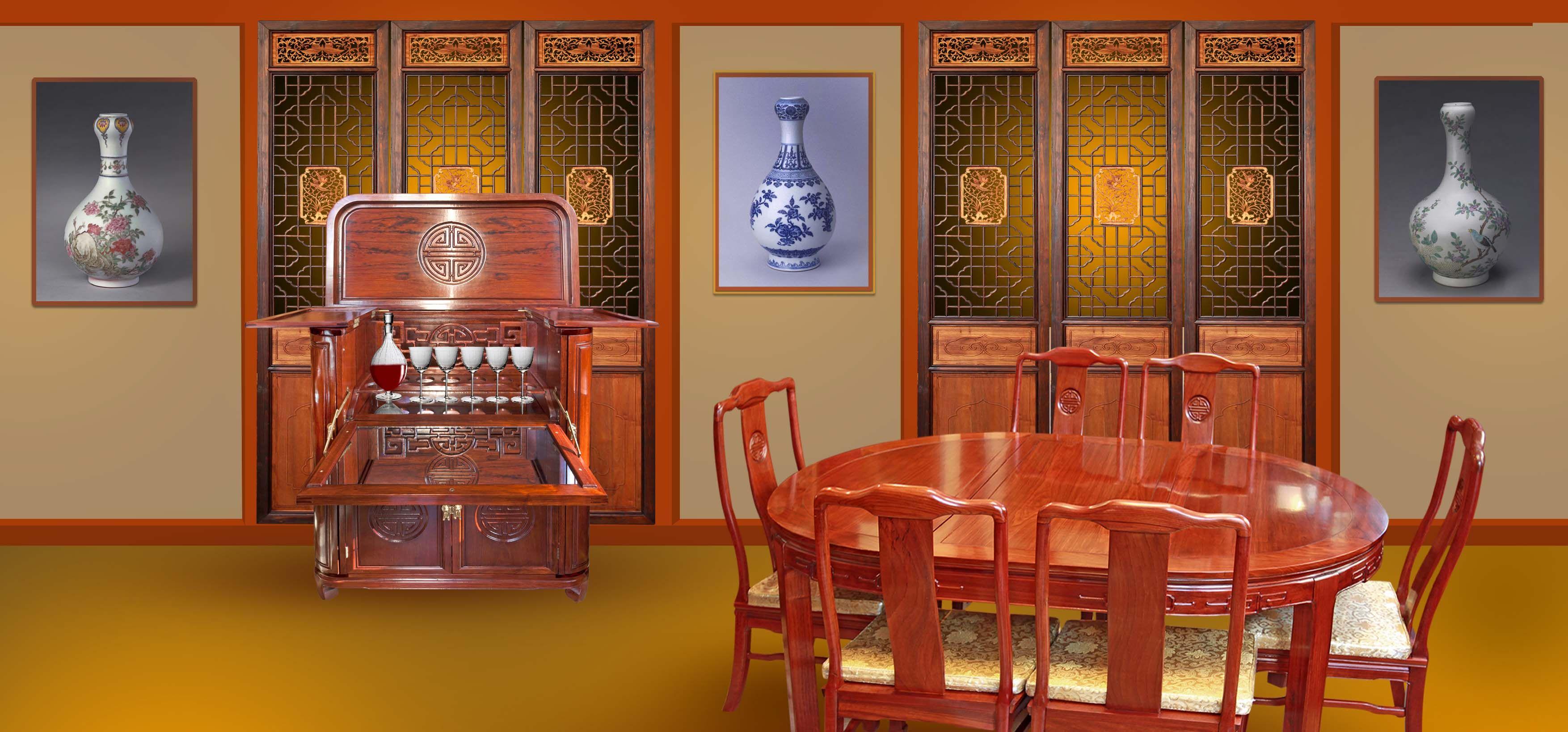 Bar Et Table Manger Meuble Dynasty Ming Meuble Meuble Chinois Mobilier De Salon