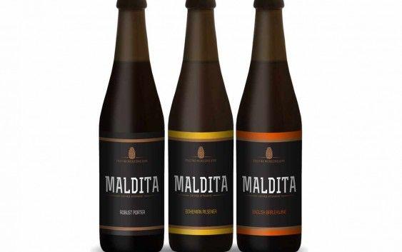 MALDITA, una cerveza de Portugal considerada la segunda mejor del mundo del 2015