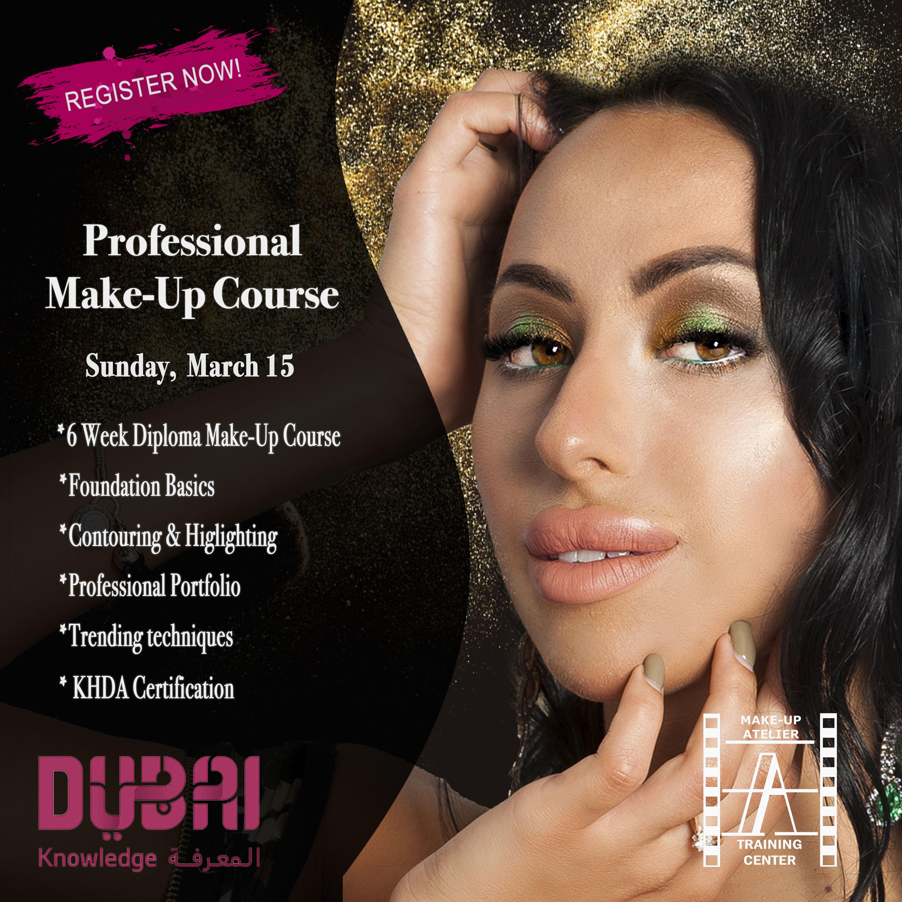 Professional Make Up Course In 2020 Makeup Course Makeup Training Professional Makeup Artist