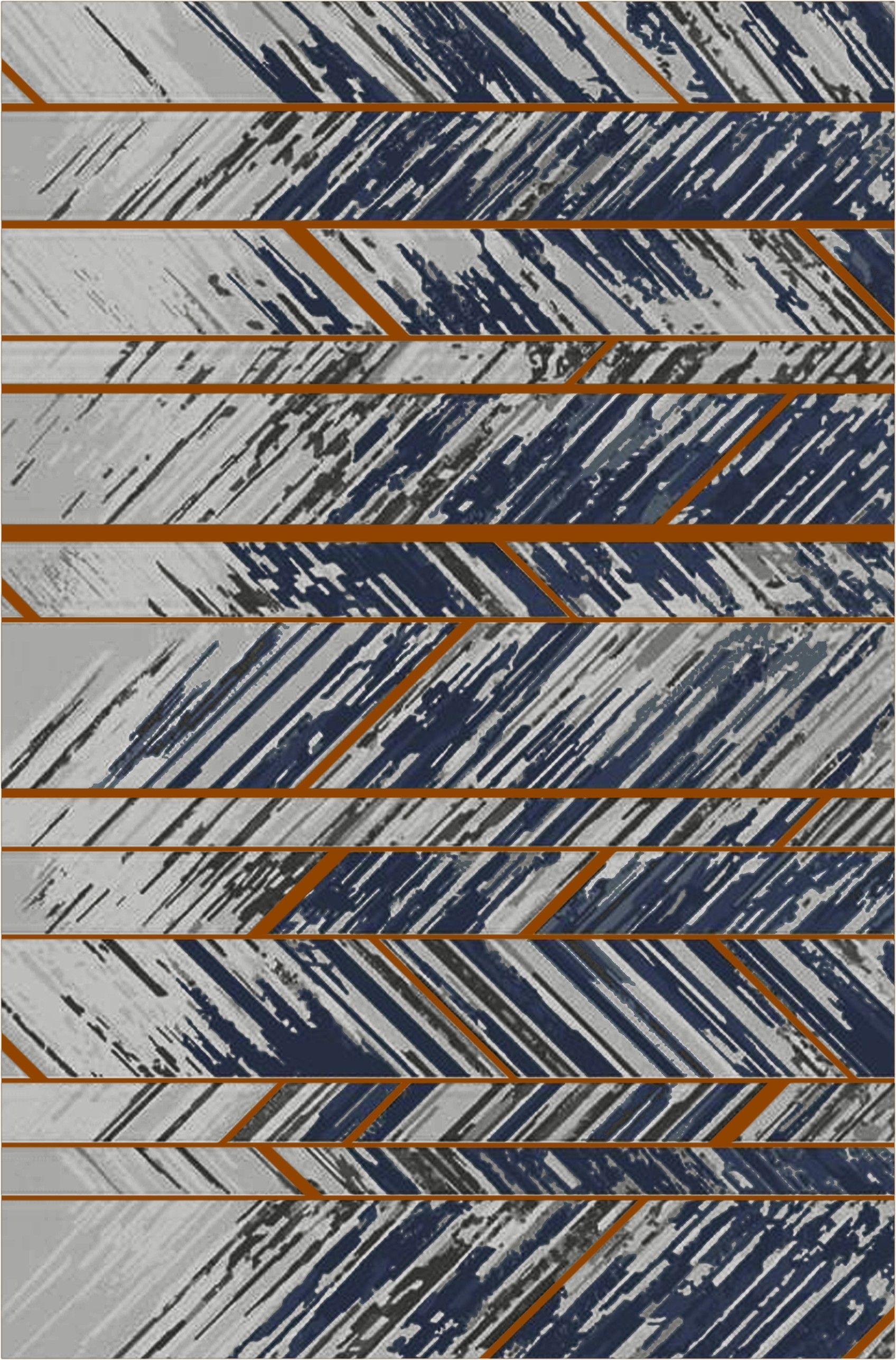 Blue And White Herringbone Blue White Rugs Carpet