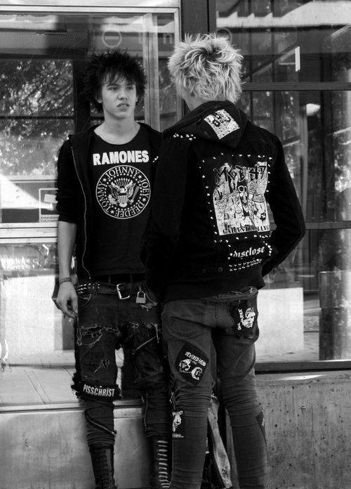 Hot Punk Guys