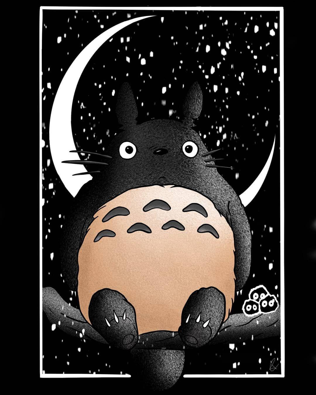 Desenho Fofo Totoro     Encontre este Pin e muitos outros na pasta Tattoo de Tattoo  Wal Desenho Fofo Totoro     Encontre este Pin e muitos outros na pasta Tattoo de Tatt...
