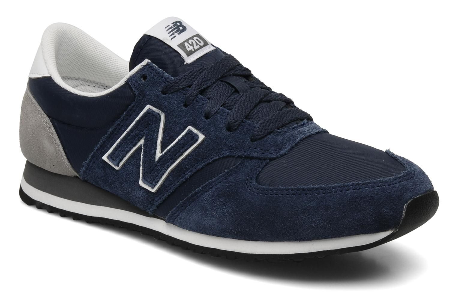 new balance 420 zwart dames