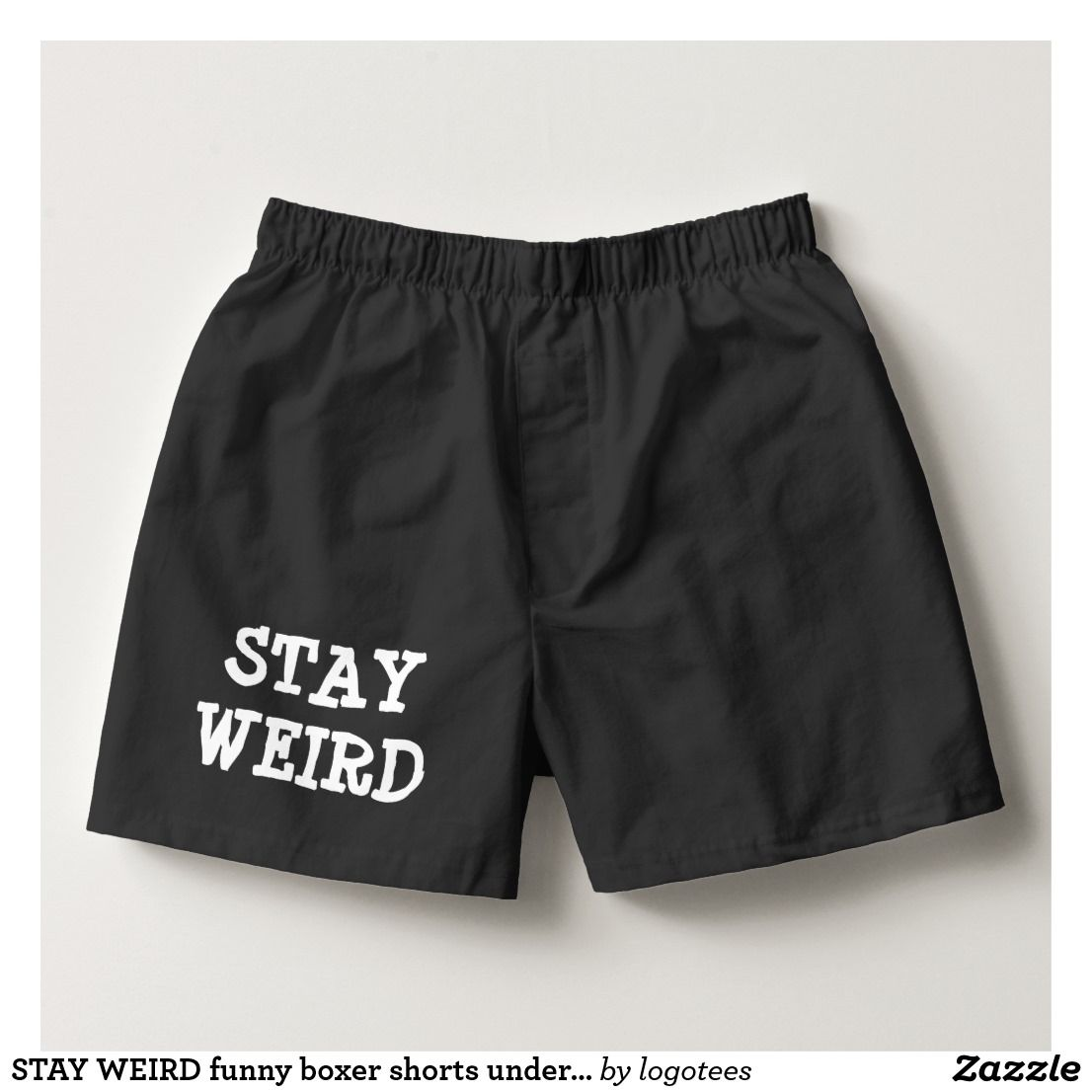 TooLoud The X-mas Squad Text Boxers Shorts