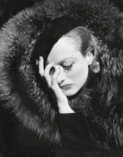 Joan Crawford by George Hurrell