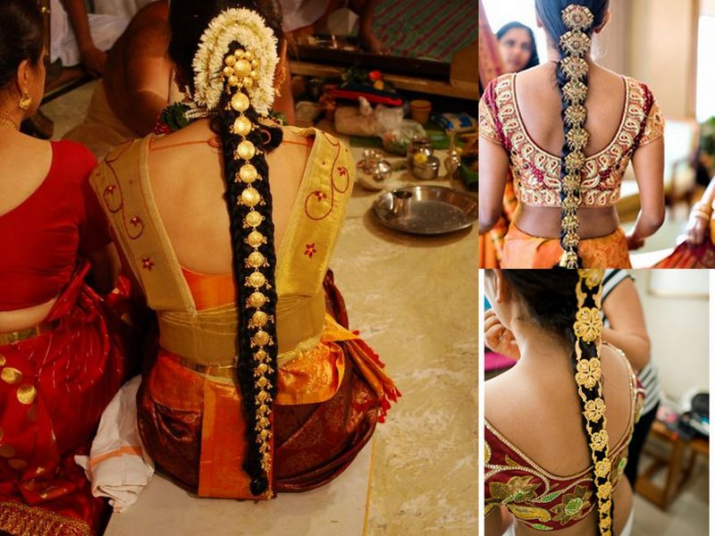 Apart From This More Elaborate Looking Hair Accessories Like Mang Tikas And Latkans Are A Must Have For Every Bride On Her Wedding Day