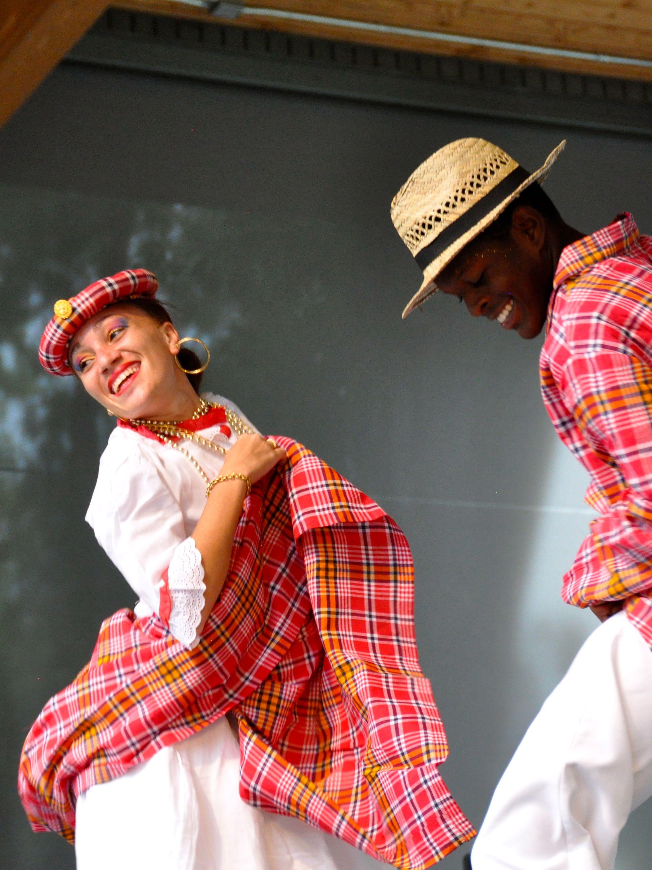 Bountiful Davis Summerfest International 2013: Martinique - Les Fonds Blancs