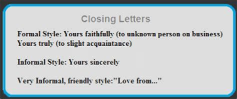 Cover Letter Yours Faithfully Yours Sincerely Or Yours Faithfully
