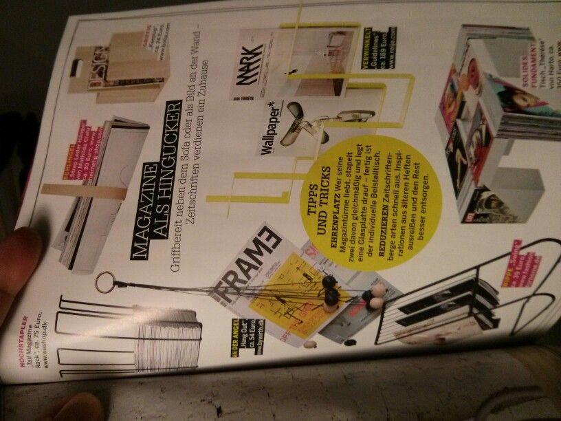 Zeitschriften Aufbewahrung Stores Pinterest