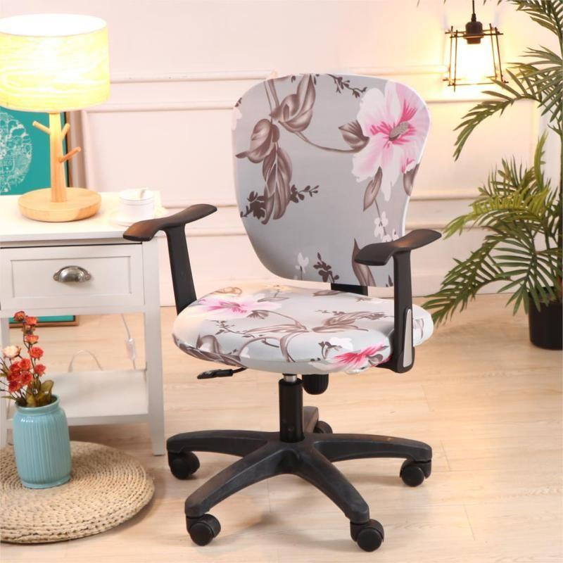 Funda de silla para escritorio blueemoon en 2020 | Fundas