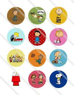"Good Grief 2"" or 2.5"" Round Circle Thank You Images Download Stickers"