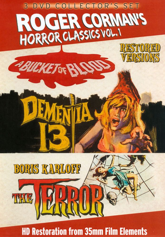 Roger Corman's Horror Classics, Vol. 1 A Bucket of Blood