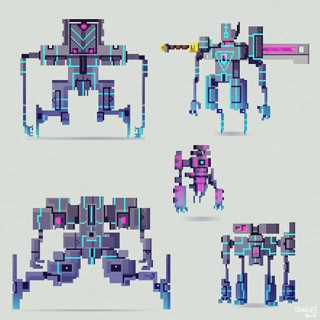 pin by matthieu lefebvre on pixel pinterest robot and pixel games