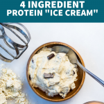 Paleo Protein Ice Cream with my FAVORITE protein powder! #proteinicecream Paleo Protein Ice Cream with my FAVORITE protein powder! #proteinicecream