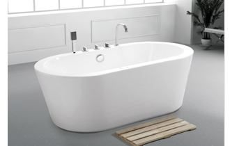 Glamorous Stand Alone Bath Tub Contemporary - Best inspiration home ...