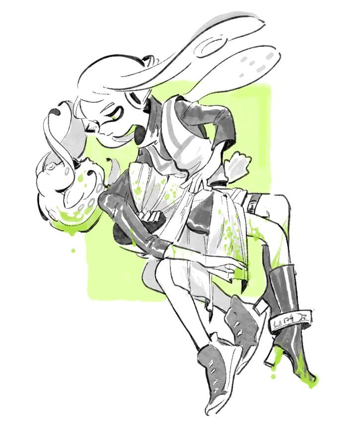 splatoon octoling agent 8 x inkling agent 3 by a a aa a ex kl 1213 twitter con contenuti