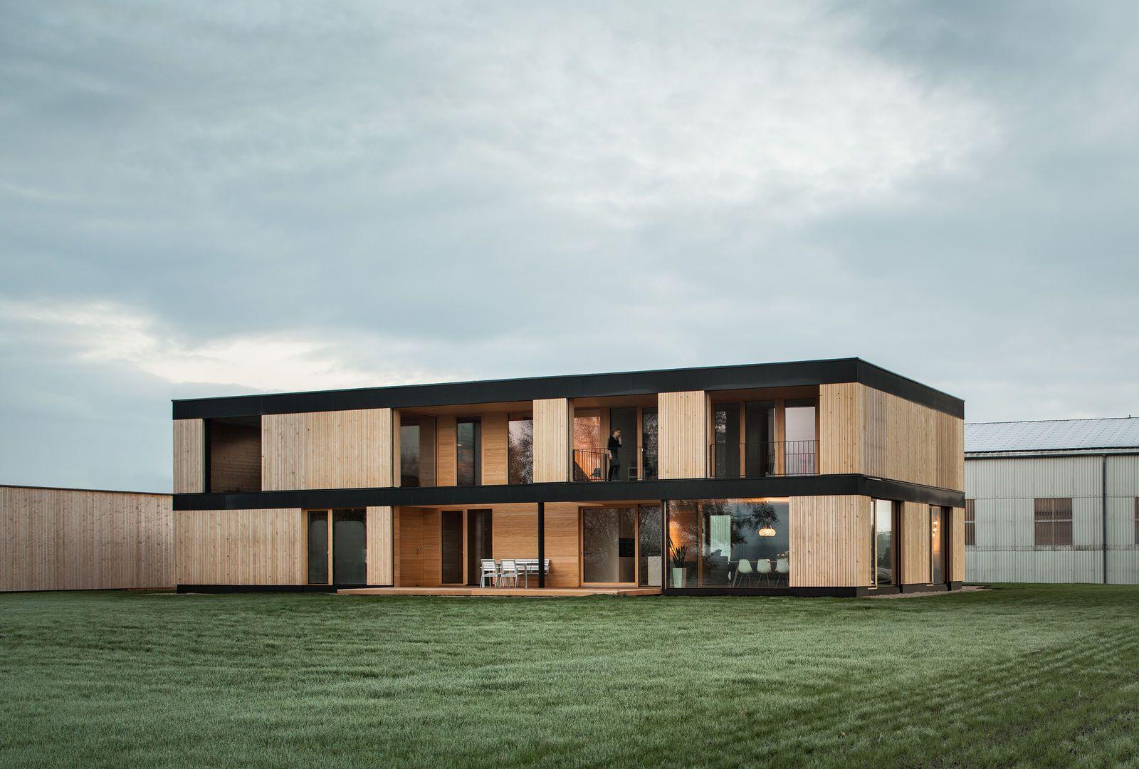 Wohnhaus Rommel Vorarlberger Holzbaukunst Architecture