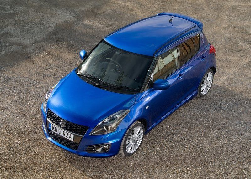 2013 Suzuki Swift Sport 5door This is
