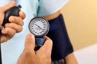 Increase In Blood Pressure