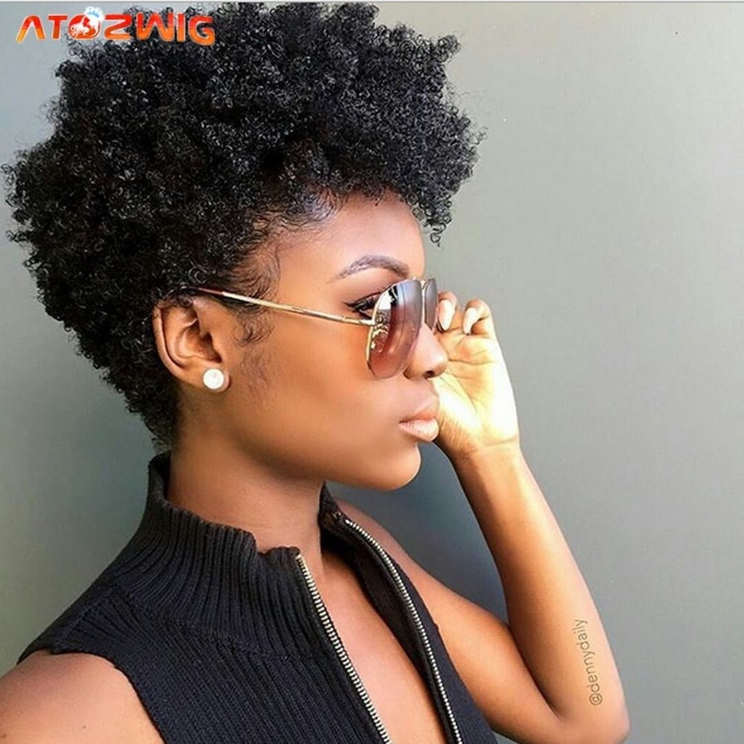 39++ Short natural hair trends