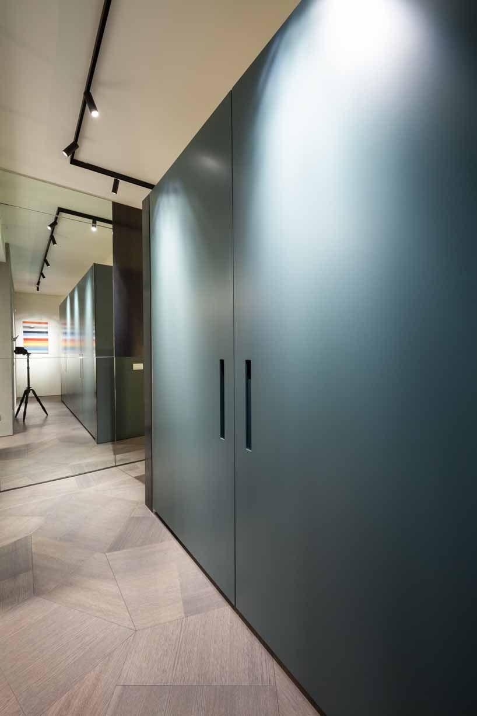 Penthouse One11 City Life Milano Zaha Hadid